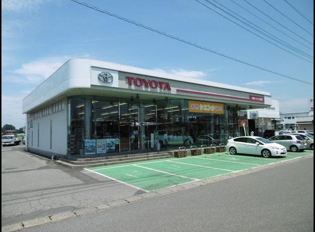 茨城トヨタ古河店