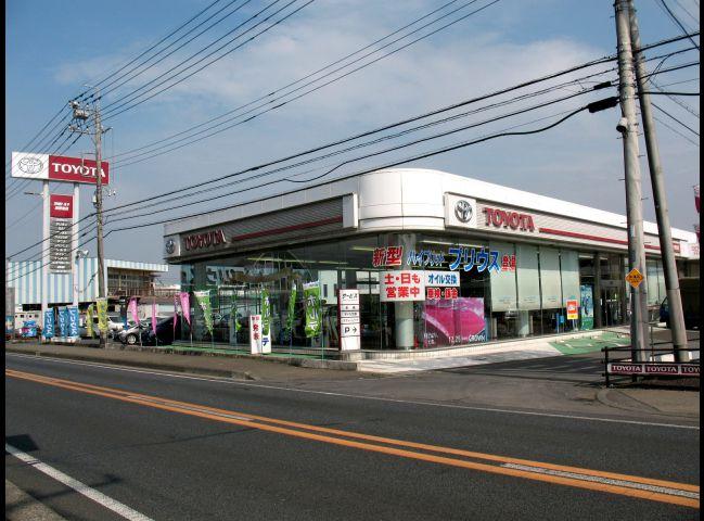 「茨城県」の中古車販売店「茨城トヨタ美野里店」