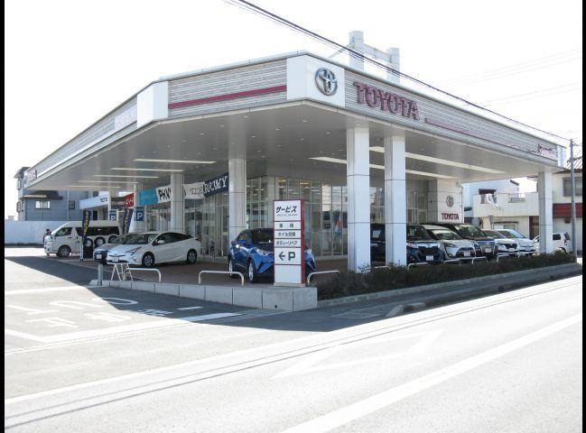 茨城トヨタ古河東店