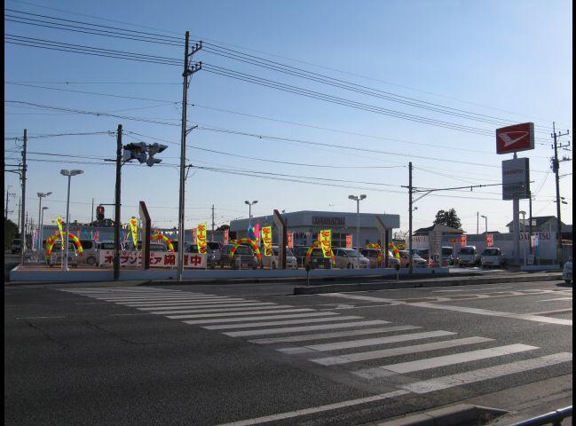 茨城ダイハツ販売 U-CAR水戸6号バイパス店