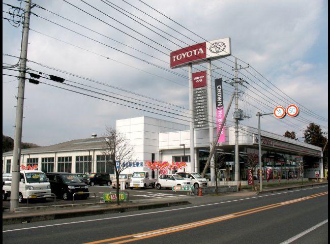 茨城トヨタ大子店