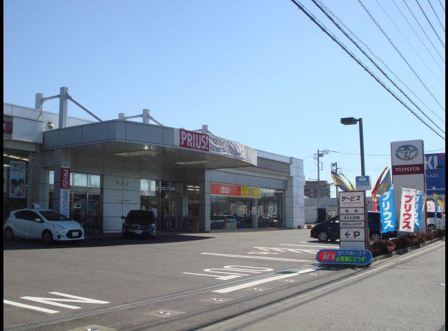 茨城トヨタ守谷店