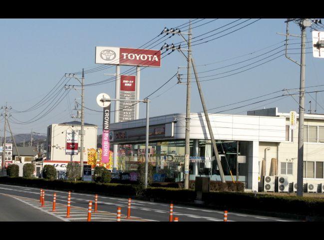 茨城トヨタ岩瀬店