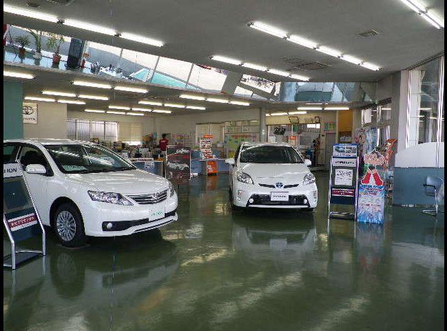 茨城トヨタ水戸大洗インター店
